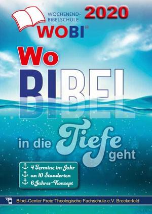 WoBi 2020 (Wochenendbibelschule) - ABGESAGT!