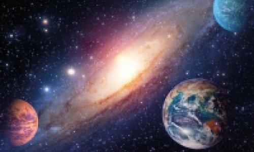 Wie alt ist die Erde, wie alt das Universum?